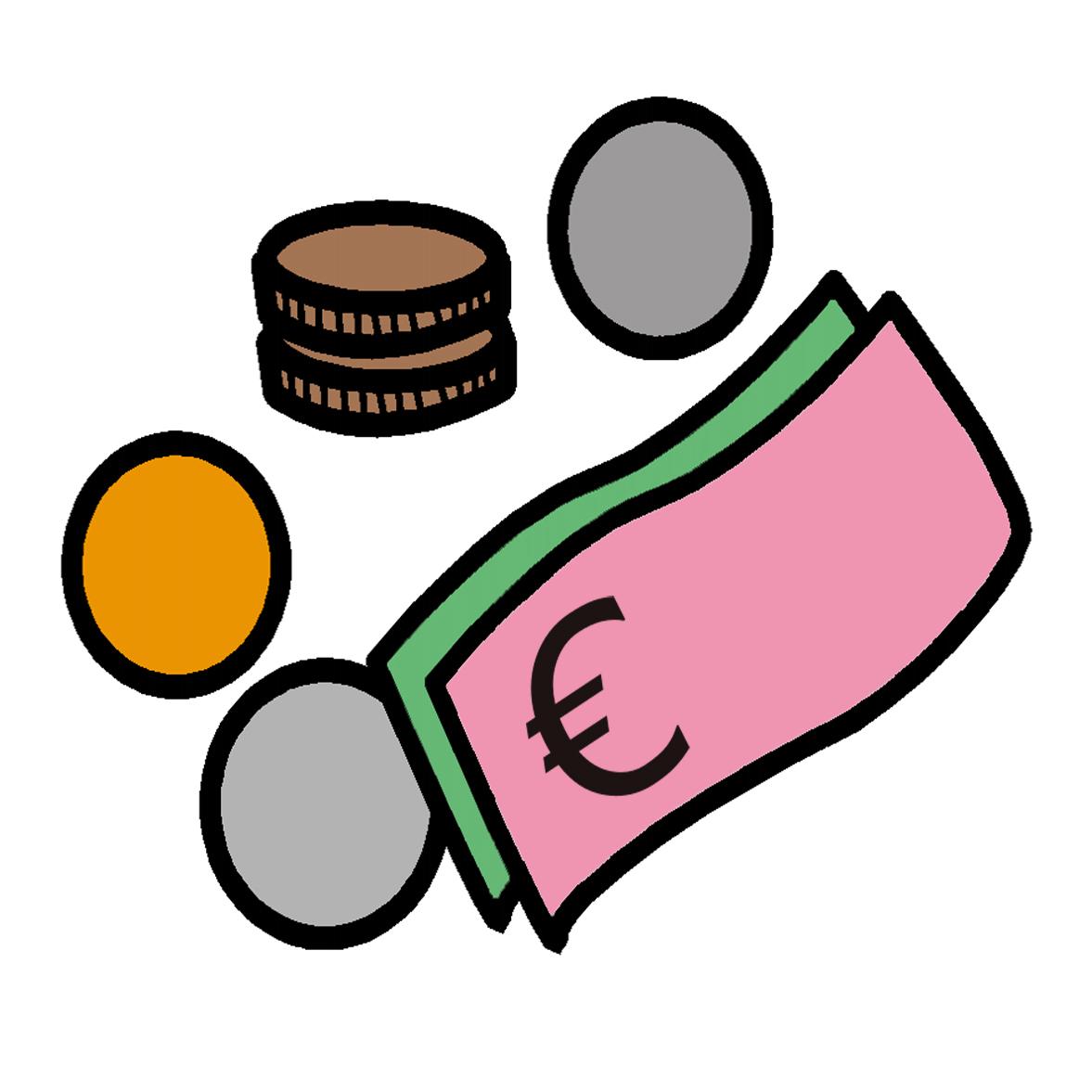 symbol für geld