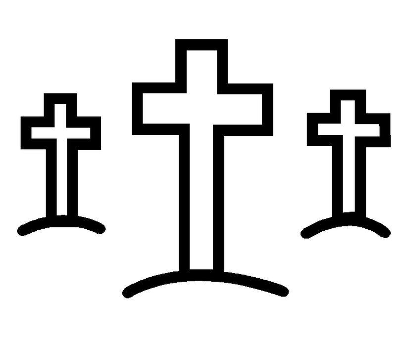 Karfreitag Symbol